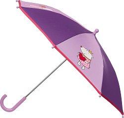 Детски чадър - Полярно мече -