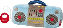 """Касетофон - Музикална бебешка играчка от серията """"Papa and Me"""" -"""