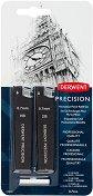 Графити за автоматичен молив - Presicion - Комплект от два пълнителя с твърдост HB и 2B