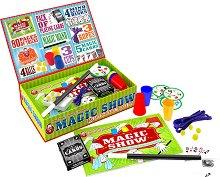 80 магически трика - Комплект с фокуси за начинаещи -