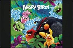 Подложка за бюро: Angry Birds