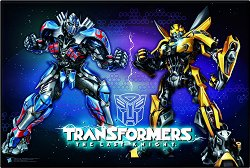 Подложка за бюро: Transformers