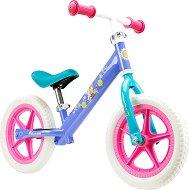 "Замръзналото кралство - Детски велосипед без педали 12"""