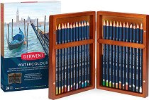 Акварелни моливи - Watercolour