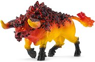 """Огнен бик - Фигура от серията """"Митични създания"""" -"""