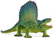 """Динозавър - Диметродон - Фигура от серията """"Праисторически животни"""" -"""