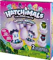 Hatchimals - Hatchy Matchy - Детска мемо игра -