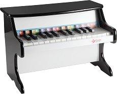 Пиано - Детски музикален инструмент от дърво -