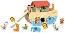 Ноевият ковчег - Детска играчка за сортиране -