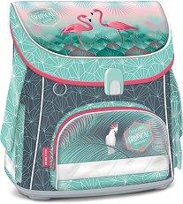 Ученическа раница - Pink Flamingo - детски аксесоар