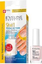 Eveline Total Action Toe Nail Treatment - Заздравител за нокти на краката -
