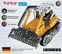 Булдозер - Liebherr - играчка