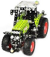 """Трактор - Claas Arion 430 - Метален конструктор от серията """"Tronico: Junior-Series"""" -"""