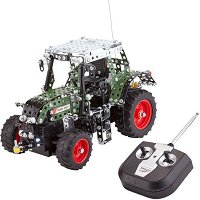 "Трактор - Fendt 313 Vario - Метален конструктор с дистанционно управление от серията ""Tronico: Junior-Series"" -"