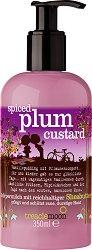 Treaclemoon Spiced Plum Custard Body Lotion - Лосион за тяло аромат на сладки сливи - продукт