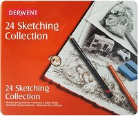 Комплект за скициране и графика - Sketching collection