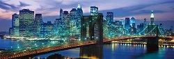 Ню Йорк - панорама -