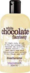 Treaclemoon White Chocolate Fantasy Bath & Shower Gel - Душ гел и пяна за вана в едно с аромат на бял шоколад -