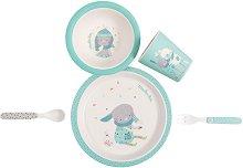 """Детски комплект за хранене - От серията """"Jolis pas Beaux"""" -"""