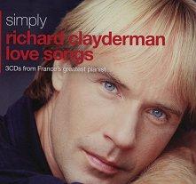 Richard Clayderman - Simply - Комплект от 3 диска в метална кутия -