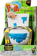 Flush Force - Серия 1 - Комплект от тоалетна чиниия с 4 редки фигурки изненада -