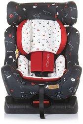 Детско столче за кола - Trax Neo 2019 - За деца от 0 месеца до 25 kg -