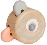 Дрънкалка - Peek-a-boo - Детска играчка -