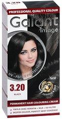 Galant Image Permanent hair Colouring Cream - Перманентна крем-боя за коса - душ гел
