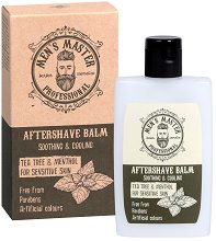 Men's Master Professional Soothing & Cooling Aftershave Balm - гел