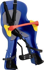 Детско столче за велосипед - Kiki CS 202TS - Аксесоар за велосипед