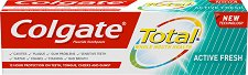 Colgate Total Active Fresh Toothpaste - паста за зъби