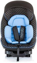 "Детско столче за кола - Mondo - За ""Isofix"" система и деца от 0 месеца до 25 kg - количка"