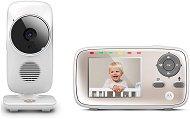 Дигитален видео бебефон - MBP667 Connect - С температурен датчик, нощно виждане и възможност за обратна връзка - продукт