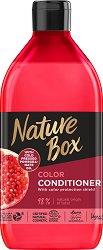 Nature Box Pomegranate Oil Color Conditioner - спирала