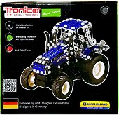 """Трактор - New Holland T4 - Метален конструктор от серията """"Tronico: Micro-Series"""" -"""