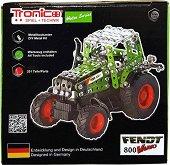"""Трактор - Fendt 800 Vario - Метален конструктор от серията """"Tronico: Micro-Series"""" -"""