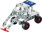 """Багер - Метален конструктор от серията """"Tronico: Silver"""" -"""