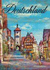 """Германия - Патрик Рийд О'Брайън (Patrick Reid O'Brien) : От колекцията """"Premium Quality"""" -"""