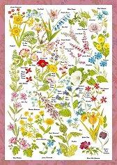 """Диви цветя - От колекцията """"The Counryside"""" - пъзел"""