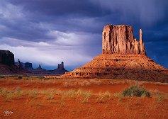 """Индиански резерват Навахо, Аризона - Родни Лок Джуниър (Rodney Lough Jr) : От колекцията """"Premium Quality"""" - пъзел"""