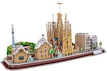 Барселона - 3D пъзел -