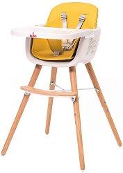 Детско столче за хранене 2 в 1 - Carino -