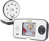 Дигитален видео бебефон - Eco Control 550VD - С температурен датчик, 5 мелодии, нощно виждане и възможност за обратна връзка - продукт