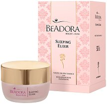 Beadora Bright Rose Sleeping Elixir - крем