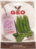 """Био семена от Нискостеблен грах - Progress - От серията """"Geo"""""""