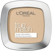 L'Oreal True Match Super-Blendable Perfecting Powder - Компактна пудра за лице -