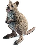"""Куока - Фигура от серията """"Животни от дивия свят"""" - фигури"""