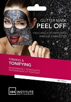 IDC Institute Glitter Peel Off Mask - Отлепяща се глитерна маска за лице със стягащ ефект -