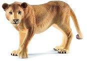 """Лъвица - Фигура от серията """"Животни от дивия свят"""" - фигура"""