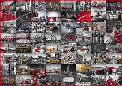 """Колаж от градски снимки - От колекцията """"Premium Quality"""" -"""